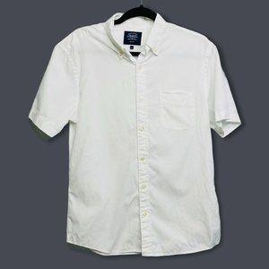 Charles Tyrwhitt White Button Up Size M Medium